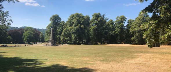 Whitworth Park July 2018