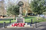 Image: War Memorial, Remembrance Day
