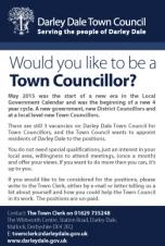 Become a Town Councillor
